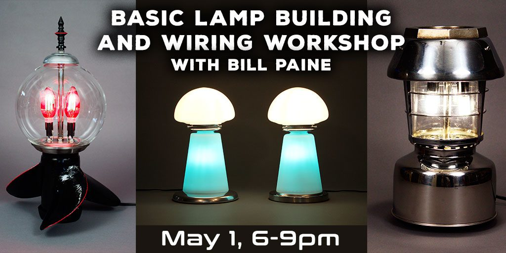 Wondrous Basic Lamp Maintenance Building And Wiring Workshop Thrift Store Wiring 101 Akebwellnesstrialsorg