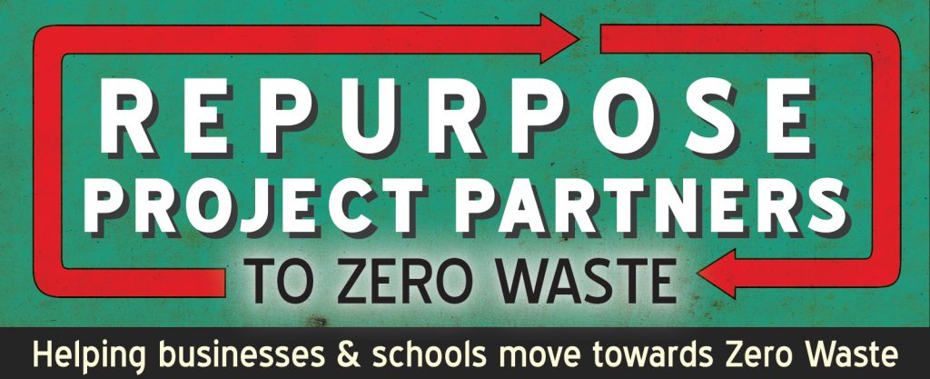 Repurpose Project Partners to Zero Waste - Helping Businesses and Schools move towards Zero Waste in Gainesville Florida