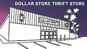 Used dollar stores in rural and underserved areas